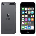 APPLE iPod Touch 16GB / 6. generace / MP3 přehrávač / šedý (MKH62HC/A)