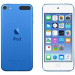 APPLE iPod Touch 64GB / 6. generace / MP3 přehrávač / modrý (MKHE2HC/A)