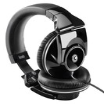 Hercules HDP DJ Light-Show ADV G401 / DJ sluchátka / 50 nm / 102 dB / 32 Ohm / černá (4780548)
