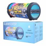 Aligator Bezdrátový Bluetooth reproduktor Rock / 10W / USB / microSD / FM / AUX-in / 1500mAh (2400015)