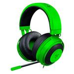 Razer Kraken Pro V2 Green - Oval / sluchátka s mikrofonem / ovládání hlasitosti / 3.5 mm jack (RZ04-02050600-R3M1)