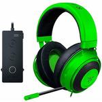 Razer Kraken Tournament Edition Green / herní sluchátka s mikrofonem / zelená (RZ04-02051100-R3M1)