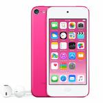 Apple iPod Touch 128GB růžová / 6. generace / MP3 přehrávač (MKWK2HC/A)