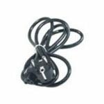 AC adaptér - napájecí kabel pro notebooky 3 pinový 1,8m (27.01218.191)