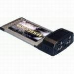 DeLock PCMCIA adapter / 61604 / 2x USB (61604)