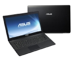 "ASUS X75A-TY034H / 17,3"" LED / Intel B970 2.3GHz / 4GB / 750GB / DVD-RW / Intel HD / Win8"