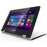 Lenovo IdeaPad Yoga 500 / 14 Touch / Intel Core i5-5200U 2.2GHz / 8GB / 1TB+8GB / Nvidia 940M 2B / W8.1 / Černý (80N400A5CK)