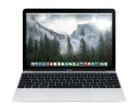 Apple MacBook 12 US Silver 2015 / Intel Core M 1.1GHz / 8GB / 256GB SSD / Intel HD5300 / OS X El Capitan (MF855ZP/A)