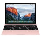 Apple MacBook 12 CZ Rose Gold 2016 / Intel Core M5 1.2GHz / 8GB / 512GB SSD / Intel HD515 / OS X El Capitan / růžový (MMGM2CZ/A)
