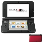 Nintendo 3DS XL Black + Red