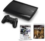 SONY PlayStation 3 - 500GB + GT5 Academy Edition + U3 GOTY