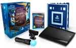 SONY PlayStation 3 Slim New - 12GB + Playstation MOVE + Book of Spells: Wonderbook
