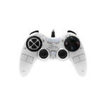 Corsair gamepad s vibracemi / Gamepad / USB / PC, PS, PS2, PS3 / bílá (MT-1507)