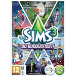 PC The Sims 3 Do budoucnosti / Datadisk / Simulátor / CZ titulky / od 12 let / Hra pro počítač (EAPC05112)