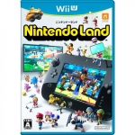 WiiU Nintendo Land / Společenská / Angličtina / od 7 let / Hra pro Nintendo Wii U (NIUS5035)