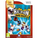 Wii Rayman Raving Rabbids Nintendo Selects (3307215594728)