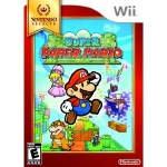 Wii Super Paper Mario Nintendo Select / Adventura / Angličtina / od 3 let / Hra pro Nintendo Wii (N