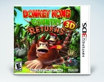 3DS Donkey Kong Country Returns 3D / Adventura / Angličtina / od 3 let / Hra pro Nintendo 3DS (NI3S137)