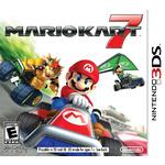 3DS Mario Kart 7 / Závodní / Angličtina / od 3 let / Hra pro Nintendo 3DS (NI3S460)