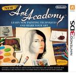 3DS New Art Academy / Naučné / Angličtina / od 3 let / Hra pro Nintendo 3DS (NI3S493)