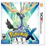 3DS Pokemon X / Adventura / Angličtina / od 7 let / Hra pro Nintendo 3DS (NI3S592)