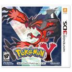 3DS Pokemon Y / Adventura / Angličtina / od 7 let / Hra pro Nintendo 3DS (NI3S593)