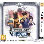 3DS Professor Layton vs Phoenix Wright / Adventura / Angličtina / od 12 let / Hra pro Nintendo 3DS (NI3S618)