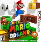 3DS Super Mario 3D Land / Plošinovka / Angličtina / od 3 let / Hra pro Nintendo 3DS (NI3S688)