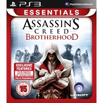 PS3 Assassins Creed Brotherhood Essentials / Akční / Angličtina / od 18 let / Hra pro Playstation 3 (USP300781)