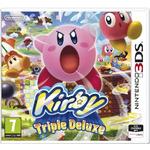 3DS Kirby Triple Deluxe / Plošinovka / Angličtina / od 7 let / Hra pro Nintendo 3DS (NI3S425001)