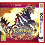 3DS Pokemon Omega Ruby / Adventura / Angličtina / od 7 let / Hra pro Nintendo 3DS (NI3S594020)