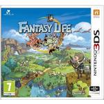 3DS Fantasy Life / RPG / Angličtina / od 7 let / Hra pro Nintendo 3DS (NI3S177010)