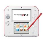 Nintendo 2DS White Red (NI3H940)