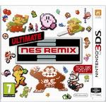 3DS Ultimate NES Remix / Soubor her / Angličtina / od 7 let / Hra pro Nintendo 3DS (NI3S785010)
