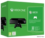 Microsoft XBOX ONE 500GB + Microsoft XBOX LIVE Gold Card na 12 měsíce (ONE+gold365)