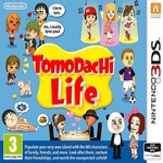 3DS Tomodachi Life / Simulátor / Angličtina / od 3 let / Hra pro Nintendo 3DS (NI3S738001)
