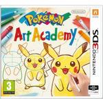 3DS Pokemon Art Academy / Dětské / Angličtina / od 3 let / Hra pro Nintendo 3DS (NI3S588001)