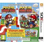3DS Mario and Donkey Kong: Minis Collection / Plošinovka / Angličtina / od 3 let / Hra pro Nintendo 3DS (NI3S450)