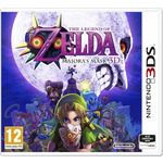 3DS The Legend of Zelda: Majora's Mask / RPG / Angličtina / od 12 let / Hra pro Nintendo 3DS (NI3S710)