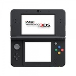 New Nintendo 3DS Black / konzole / černá (NI3H970110)