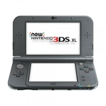 New Nintendo 3DS XL Metallic Black / konzole / černá (NI3H971110)