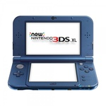 New Nintendo 3DS XL Metallic Blue / konzole / modrá (NI3H971120)