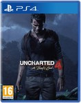 PS4 Uncharted 4: A Thief's End / Akční / CZ titulky / od 18 let / Hra pro PlayStation 4 (PS719454717)
