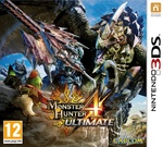 3DS Monster Hunter 4 Ultimate / RPG / Angličtina / od 12 let / Hra pro Nintendo 3DS (NI3S477500)