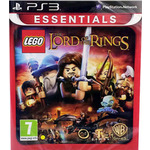 PS3 LEGO The Lord of the Rings Essential / Dětská / Angličtina / od 7 let / Hra pro Playstation 3 (5051892169080)