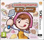 3DS Cooking Mama: Bon Appetit / Simulátor / Angličtina / od 3 let / Hra pro Nintendo 3DS (NI3S107001)