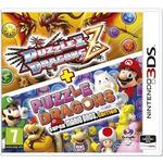 3DS PuzzleDragons Z + PuzzleDragons SMB Edition / Logická / Angličtina / od 7 let / Hra pro Nintendo 3DS (NI3S630100)