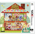 3DS Animal Crossing: Happy Home Designer + Card / Simulátor / Angličtina / od 3 let / Hra pro Nintendo 3DS (NI3S014)