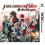 3DS Fire Emblem Fates: Birthright / RPG / Angličtina / od 18 let / Hra pro Nintendo 3DS (NI3S19040)