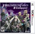 3DS Fire Emblem Fates: Conquest / RPG / Angličtina / od 18 let / Hra pro Nintendo 3DS (NI3S19050)